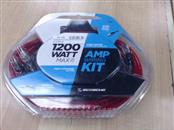 SCOSCHE Car Audio KPA6 1200W AMP WIRING KIT